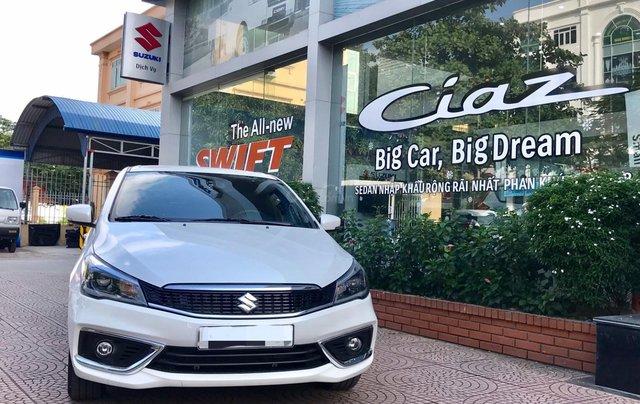 Bán Suzuki Ciaz 2020 mới 100%, giá 494 tr, chỉ cần 180 triệu có xe ngay, hỗ trợ từ a -z, giá cạnh tranh nhiều ưu đãi2