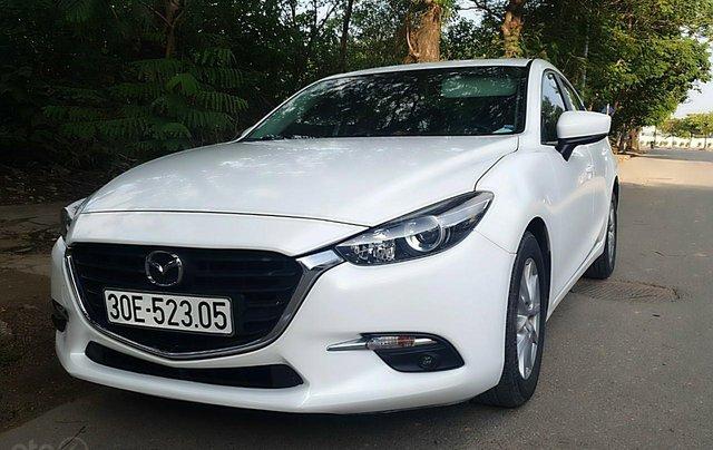 Bán Mazda 3 năm 2017 màu trắng, xe đẹp, chất, giá tốt6