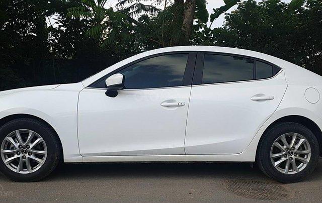 Bán Mazda 3 năm 2017 màu trắng, xe đẹp, chất, giá tốt5