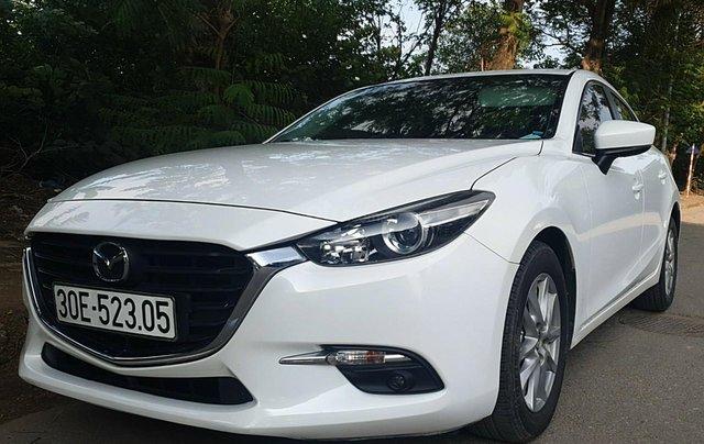 Bán Mazda 3 năm 2017 màu trắng, xe đẹp, chất, giá tốt7