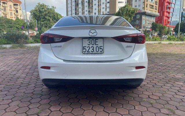 Bán Mazda 3 năm 2017 màu trắng, xe đẹp, chất, giá tốt3
