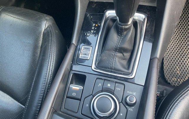 Bán Mazda 3 năm 2017 màu trắng, xe đẹp, chất, giá tốt12