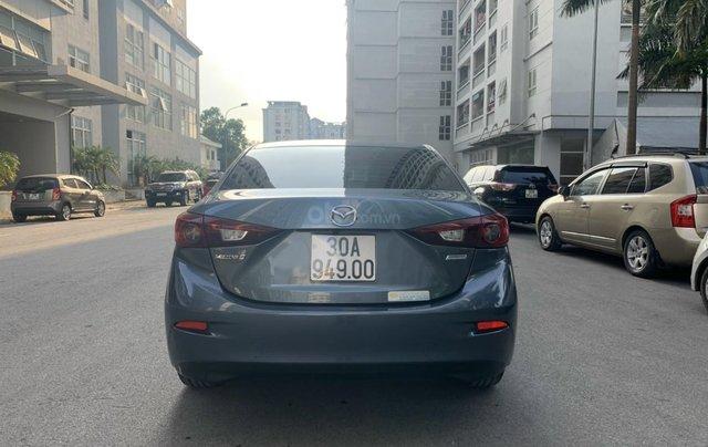 Bán Mazda 3 1.5 AT sản xuất năm 2015 màu xanh lam nguyên zin, giá tốt3