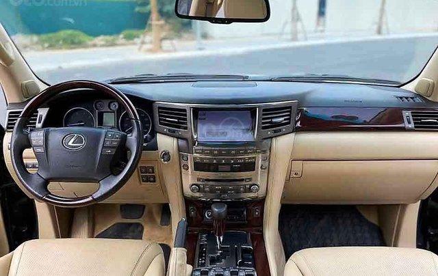 Bán xe Lexus LX năm sản xuất 2011, màu đen, nhập khẩu1
