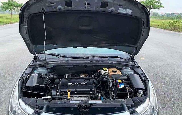 Cần bán Daewoo Lacetti 1.8 CDX năm sản xuất 2011, màu xám, nhập khẩu chính chủ3