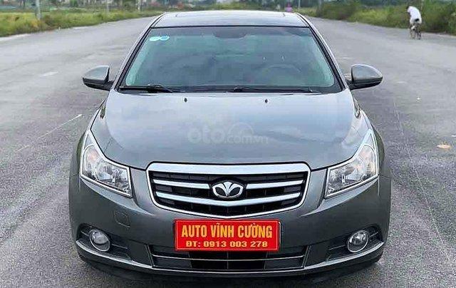 Cần bán Daewoo Lacetti 1.8 CDX năm sản xuất 2011, màu xám, nhập khẩu chính chủ5
