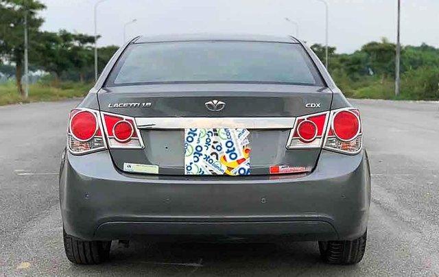 Cần bán Daewoo Lacetti 1.8 CDX năm sản xuất 2011, màu xám, nhập khẩu chính chủ6