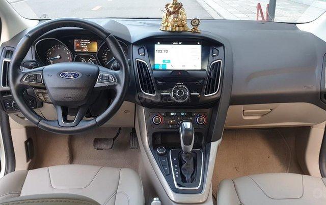 Bán Ford Focus 1.5 AT L Titanium màu trắng cực tiết kiệm nhiên liệu, giá tốt8