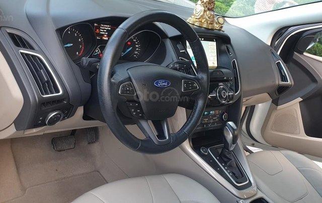 Bán Ford Focus 1.5 AT L Titanium màu trắng cực tiết kiệm nhiên liệu, giá tốt7