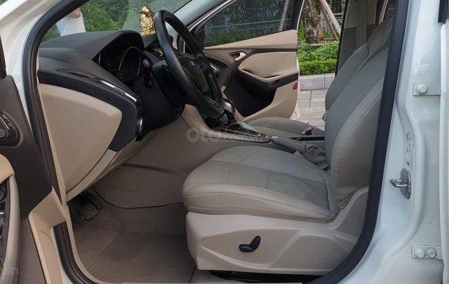 Bán Ford Focus 1.5 AT L Titanium màu trắng cực tiết kiệm nhiên liệu, giá tốt11