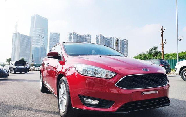 Focus Trend sản xuất 2017, màu đỏ5