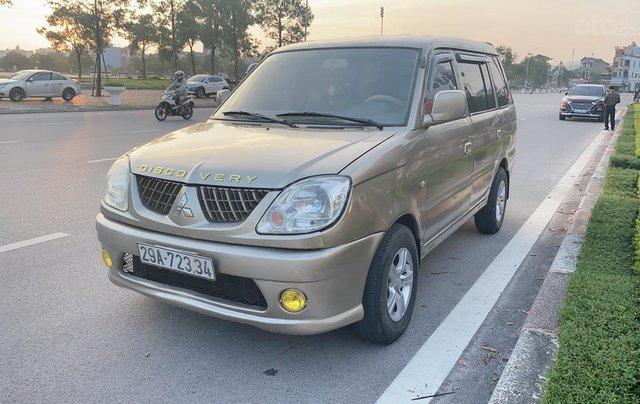 Mitsubishi Jolie 2004 vàng cát, bao đẹp0