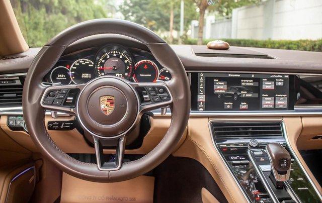 Bán Porsche Panamera 2018 siêu mới, full options, tiết kiệm gần 2 tỷ với xe mới và không phải đợi gần 1 năm sau mới có xe3