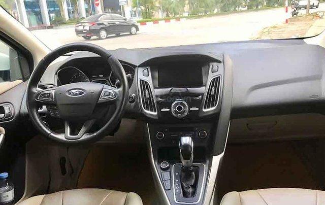 Xe Ford Focus Titatium 1.5L Ecoboost sản xuất 2016, màu trắng2