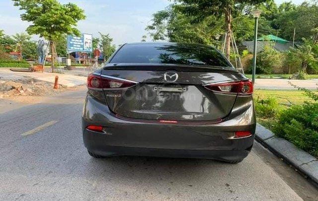 Cần bán xe Mazda 3 1.5AT SX 2017 màu nâu cafe1
