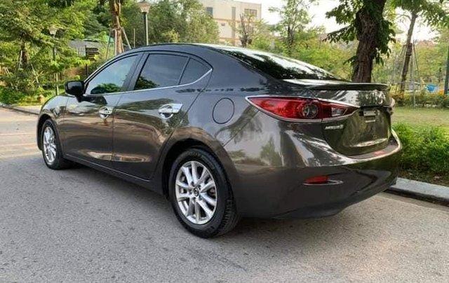 Cần bán xe Mazda 3 1.5AT SX 2017 màu nâu cafe2