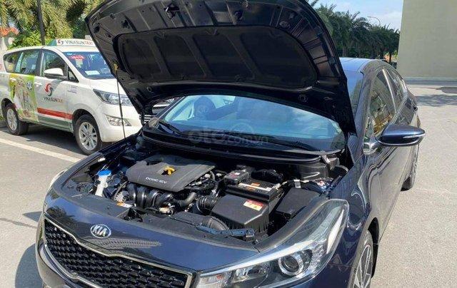 Cần bán xe Kia Cerato 2.0AT, xanh cavansite 20182