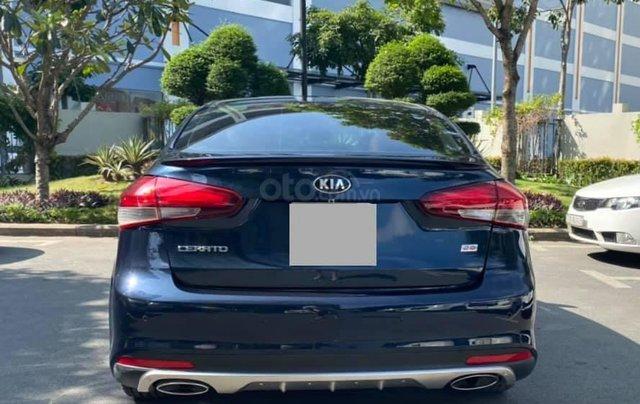 Cần bán xe Kia Cerato 2.0AT, xanh cavansite 20180