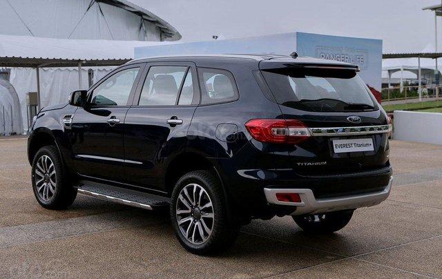 Ford Everest 2021, phiên bản hoàn toàn mới cập bến1