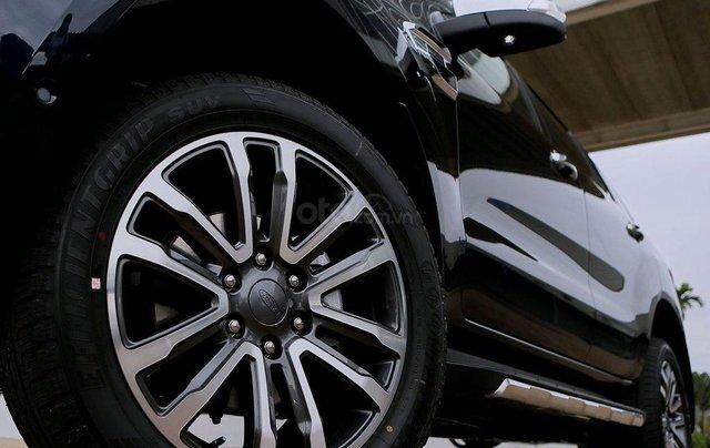 Ford Everest 2021, phiên bản hoàn toàn mới cập bến4