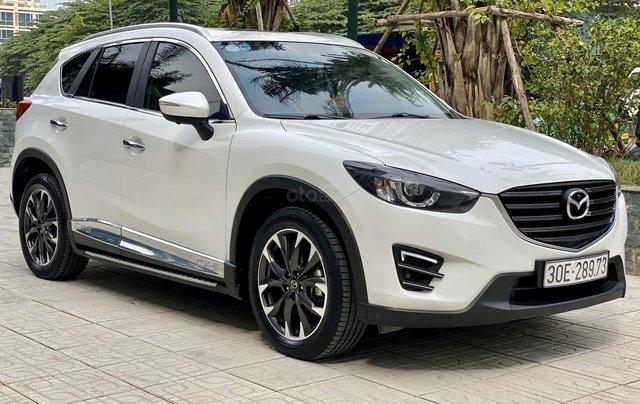 Bán gấp Mazda CX5 2.5L AT 2WD, sản xuất 20171
