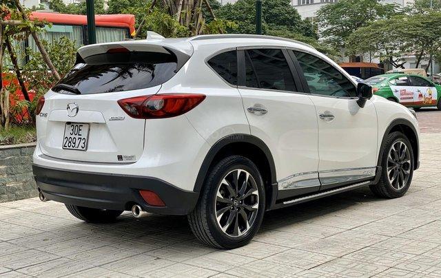 Bán gấp Mazda CX5 2.5L AT 2WD, sản xuất 20175