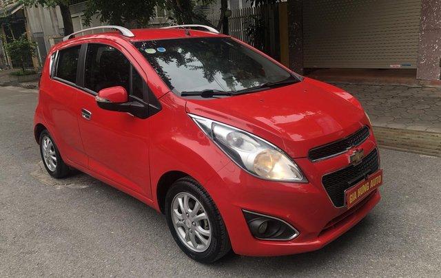 Gia Hưng Auto bán xe Chevrolet Spark LTZ 1.0AT, SX 2015 bản full2
