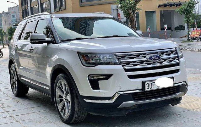 Cần bán Ford Explorer Limited ĐK T9/20181