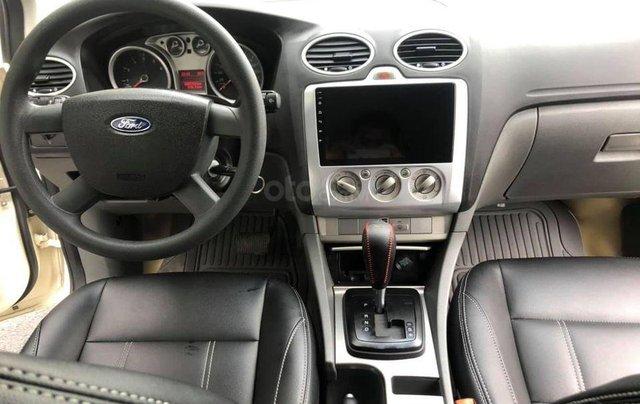 Ford Focus 1.8AT 2011, màu trắng, một chủ từ đầu5