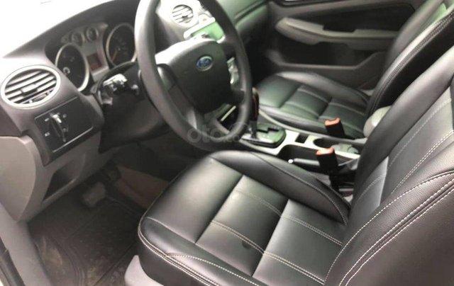 Ford Focus 1.8AT 2011, màu trắng, một chủ từ đầu4