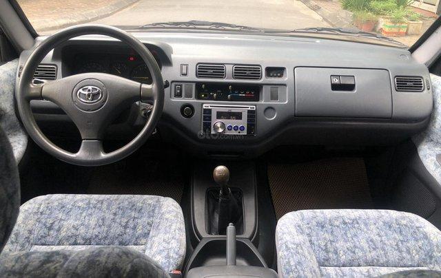Gia Hưng Auto bán xe Toyota Zace đời cuối 2005 màu xanh dưa chính chủ 1 chủ từ đầu3