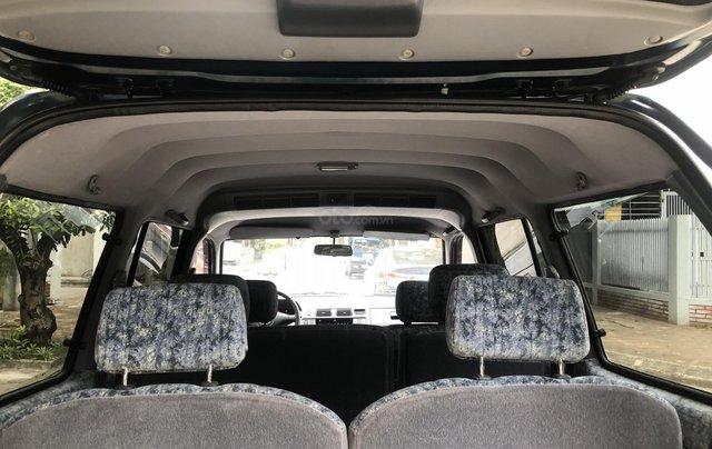 Gia Hưng Auto bán xe Toyota Zace đời cuối 2005 màu xanh dưa chính chủ 1 chủ từ đầu4