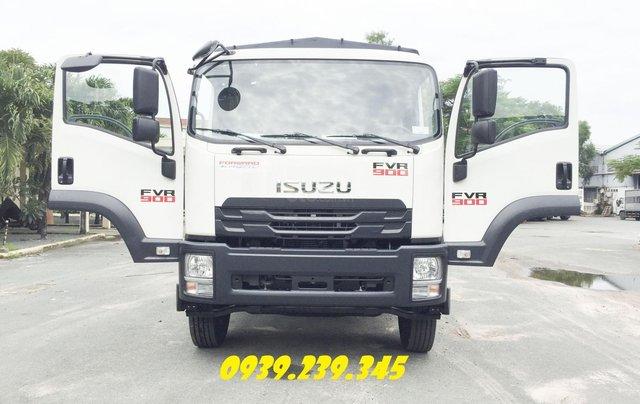 Xe tải Isuzu FVR900 - (FVR34UE4) chính hãng 2020 góp 200tr, lấy xe - xe sẵn - giao ngay0