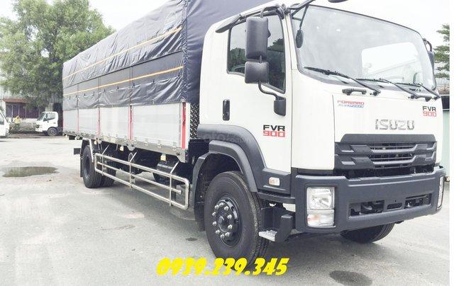 Xe tải Isuzu FVR900 - (FVR34UE4) chính hãng 2020 góp 200tr, lấy xe - xe sẵn - giao ngay1