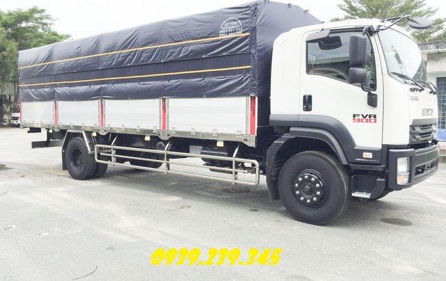 Xe tải Isuzu FVR900 - (FVR34UE4) chính hãng 2020 góp 200tr, lấy xe - xe sẵn - giao ngay2