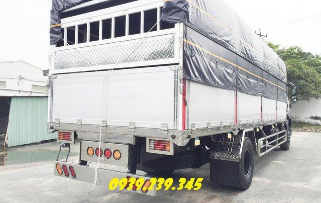 Xe tải Isuzu FVR900 - (FVR34UE4) chính hãng 2020 góp 200tr, lấy xe - xe sẵn - giao ngay4