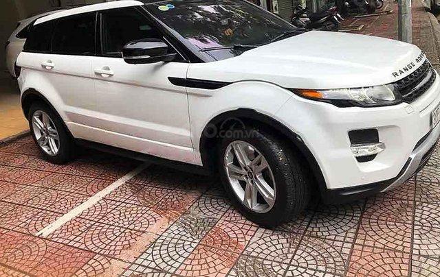 Cần bán lại xe LandRover Range Rover sản xuất 2012, màu trắng, nhập khẩu nguyên chiếc0