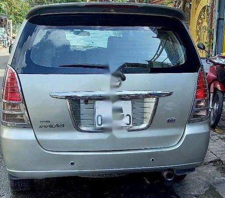 Bán xe Toyota Innova sản xuất 2007, xe nhập còn mới, giá tốt8