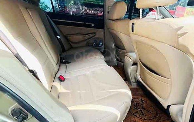Cần bán Honda Civic năm sản xuất 2009, màu nâu, giá tốt1