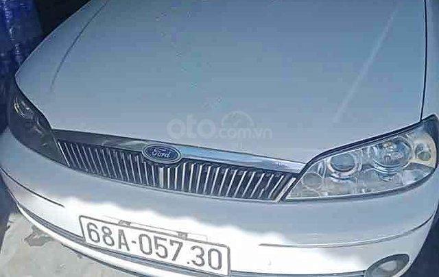 Bán Ford Laser năm 2003, màu trắng, xe chính chủ còn mới0