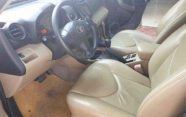 Bán Toyota RAV4 2.5AT sản xuất năm 2011, màu vàng, xe nhập, 540 triệu4