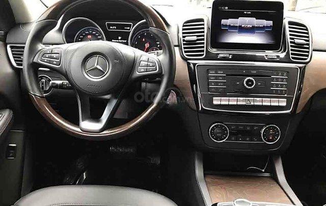 Bán xe Mercedes GLS400 năm sản xuất 2018, màu trắng, nhập khẩu nguyên chiếc số tự động2