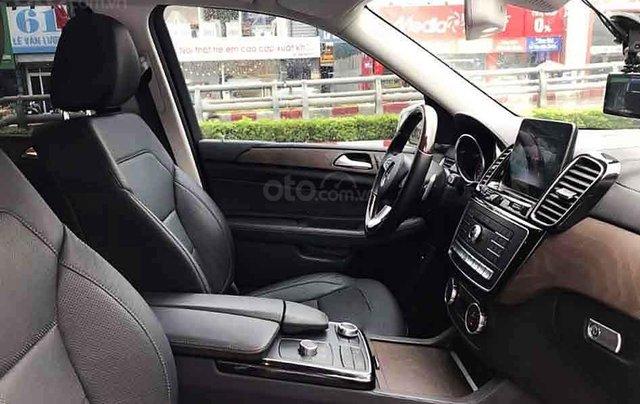 Bán xe Mercedes GLS400 năm sản xuất 2018, màu trắng, nhập khẩu nguyên chiếc số tự động3