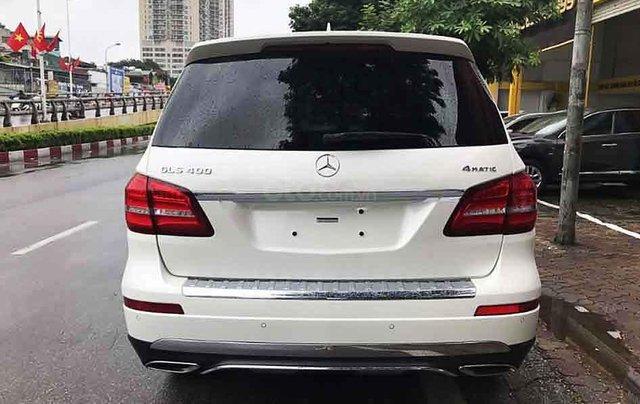 Bán xe Mercedes GLS400 năm sản xuất 2018, màu trắng, nhập khẩu nguyên chiếc số tự động4