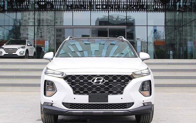 [Giảm sốc 60tr tiền mặt] Hyundai Santafe 2020 ưu đãi cuối năm Hot nhất1