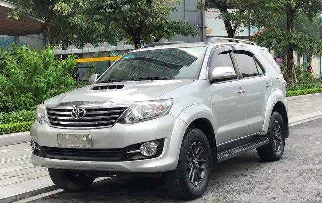 Bán Toyota Fortuner sản xuất 2016 còn mới3
