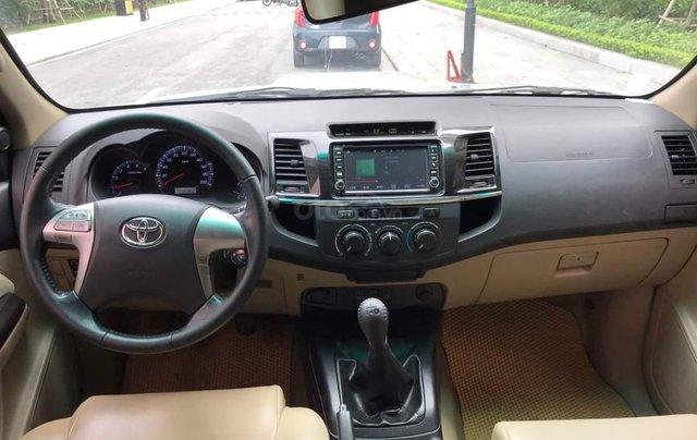 Bán Toyota Fortuner sản xuất 2016 còn mới5