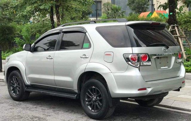 Bán Toyota Fortuner sản xuất 2016 còn mới1