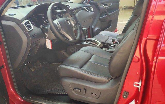 Cần bán gấp Nissan X trail đăng ký lần đầu 2018, màu đỏ ít sử dụng, giá thương lượng7