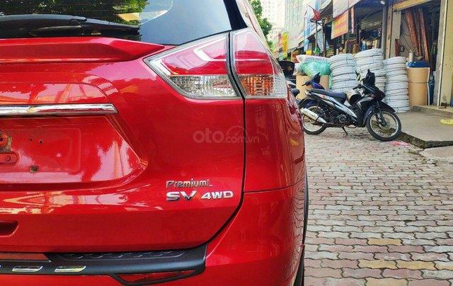 Cần bán gấp Nissan X trail đăng ký lần đầu 2018, màu đỏ ít sử dụng, giá thương lượng6